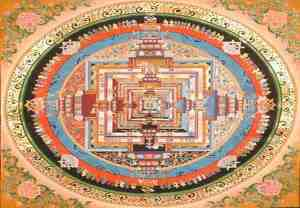 26.The basic plan of a Hindu temple is an expression of sacred geometry